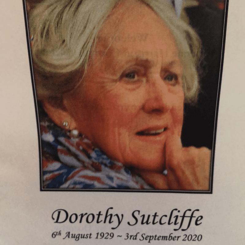 Dorothy Sutcliffe - Rosaleen Mum